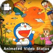 Animated Cartoon Video Status Song 2018 icon