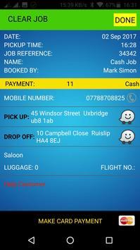 Ecabbi Driver screenshot 3