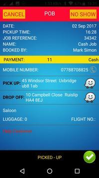 Ecabbi Driver screenshot 2