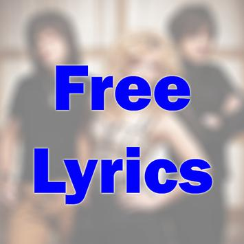 THE BAND PERRY FREE LYRICS poster