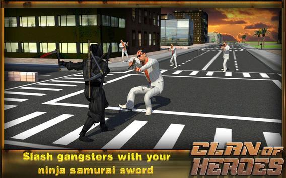 Clan of Heroes apk screenshot