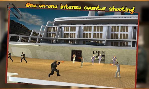 Prisoner Escape: Pirates War apk screenshot
