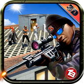 Sniper 3D Assassin: Revengers icon