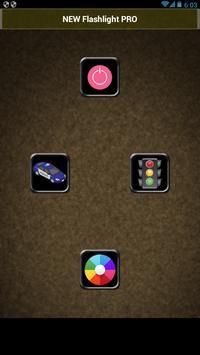 NEW Flashlight PRO apk screenshot