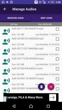 Whatsapp Cleaner Lite Pro screenshot 1