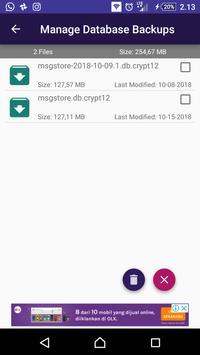 Whatsapp Cleaner Lite Pro screenshot 4