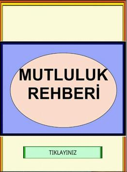 MUTLULUK REHBERİ poster