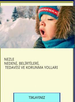 NEZLE ve KORUNMA YOLLARI poster