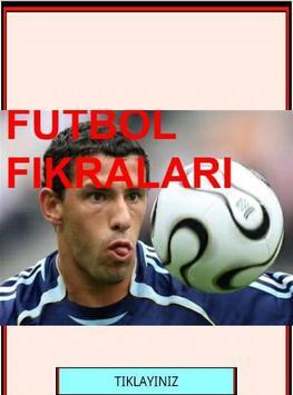 ÇOK KOMİK FUTBOL FIKRA LARI poster