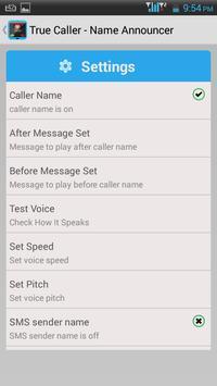 TrueCaller-Name Announcer screenshot 14