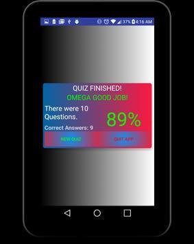 SG Questions App poster