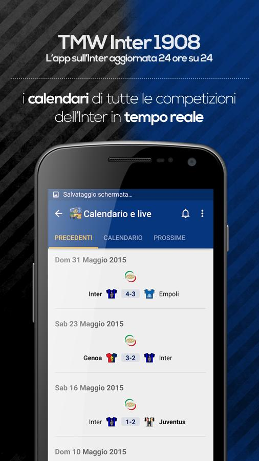 Interit Calendario.Tmw Inter 1908 For Android Apk Download