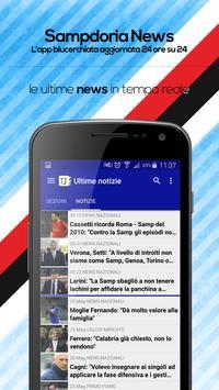 Sampdoria News poster