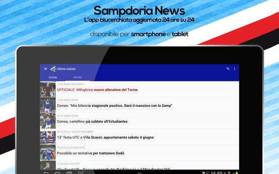 Sampdoria News screenshot 5