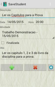 SaveStudent apk screenshot
