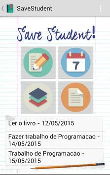 SaveStudent poster