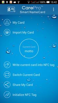 Smart Name Card apk screenshot