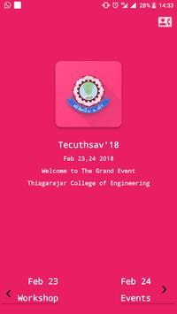 Tecuthsav 2k18 - Extravagant Mela poster