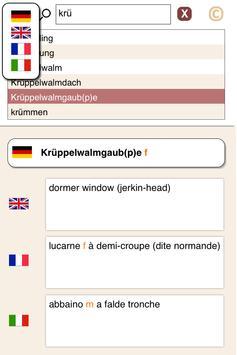 Timber Dictionary - Phone apk screenshot