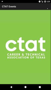 CTAT Events poster