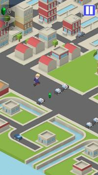 Trump Hoverboard Sim Challenge apk screenshot