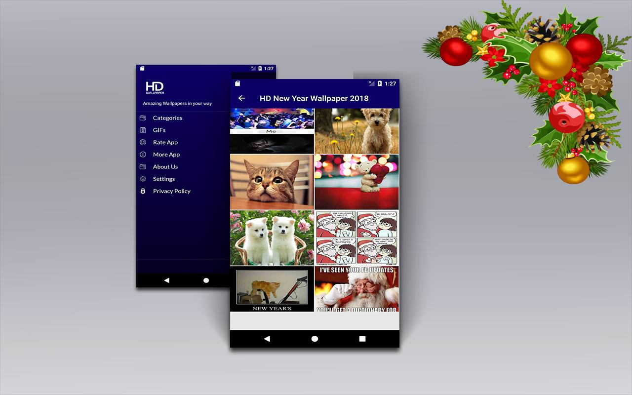 Funny Happy New Year Live Wallpaper 2018 for Android - APK Download