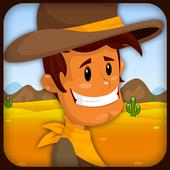 Cowboy Shooting Games icon
