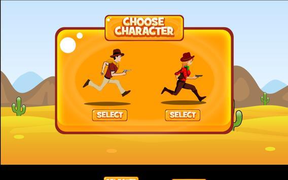 Cowboy Shooting Games screenshot 8