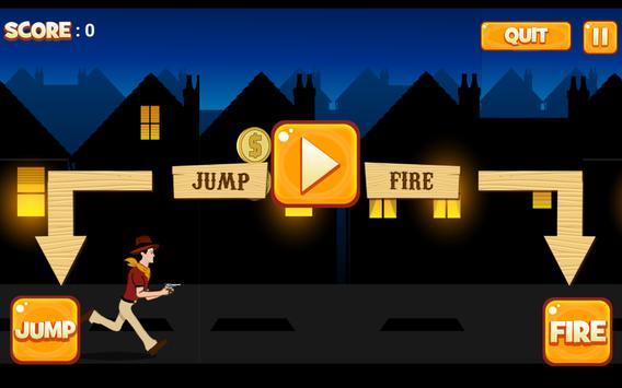 Cowboy Shooting Games screenshot 3