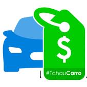 #TchauCarro icon