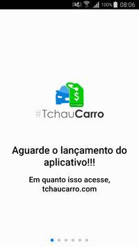 #TchauCarro poster