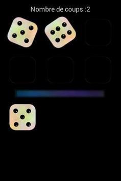Dice game ! screenshot 1