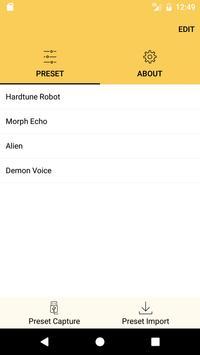Perform-VE App apk screenshot