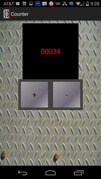 Click Counter apk screenshot