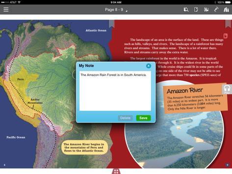 myExplor-eBook screenshot 2