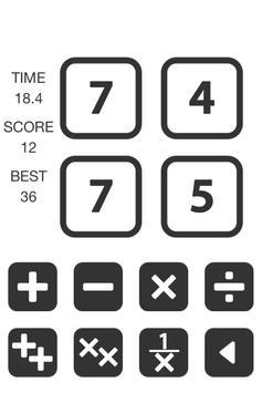 Game24 screenshot 1