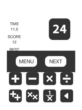 Game24 screenshot 7