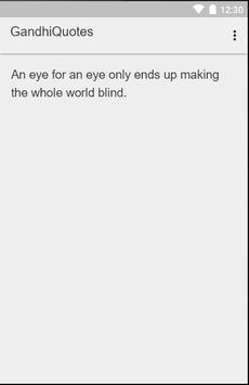 Inspirational Quotes 2 apk screenshot