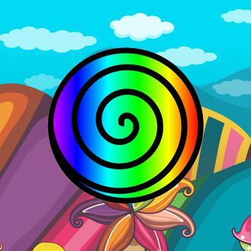 Rainbow Jump poster