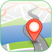 GPS Map For Android icon