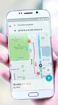GPS Map For Android poster