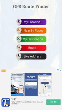 GPS Map For Android apk screenshot