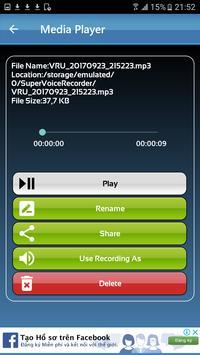 Voice Recorder screenshot 2