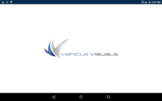 Vehicle Visuals poster