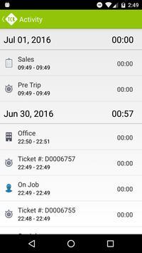 TCR Mobile Application apk screenshot