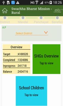 Swachh Bharat Mission - Gramin Andhra Pradesh screenshot 2