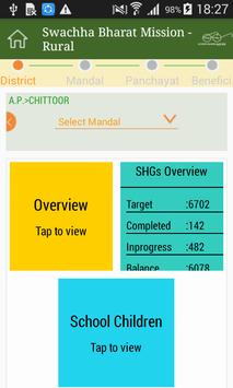 Swachh Bharat Mission - Gramin Andhra Pradesh screenshot 4