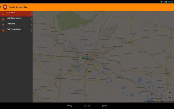 Guide Around Me: Search & Go apk screenshot
