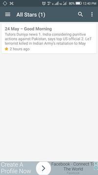 TD news apk screenshot