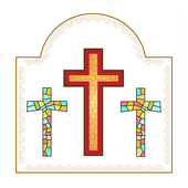 Stations of the Cross icon